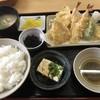 鶴や本家 - 料理写真:天ぷら定食=660円 税込