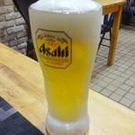 仙ます - ドリンク写真:生ビール