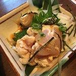 新横浜 居酒屋 すずの邸 和食と完全個室 - 鶏わさび626円