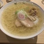 108939526 - 生姜らーめん 麺大盛
