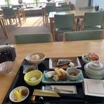 月形温泉ホテル レストラン - 料理写真: