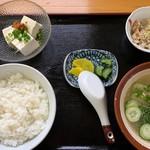 つぼや食堂 - 料理写真:
