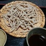 磊庵はぎわら - 手碾蕎麦