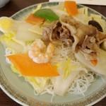 108949257 - 野菜たっぷりでヘルスィ~