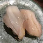 回転すし 海幸 - つぶ貝