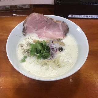 鶏っぷ - 料理写真:白湯しょうゆ