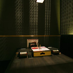 GINZA 春夏秋豚 - 個室
