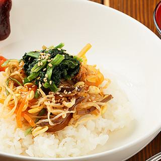 スープ・クッパは種類豊富。焼肉のお供にピッタリな一品が多数!