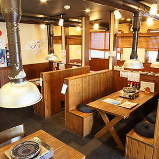 サプライズも◎ゆったりとお食事ができる空間は幅広くご利用可能