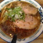 八屋 - 醤油ラーメン720円