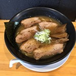 Adumaza - 鶏白湯チャーシューそば