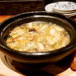 Tossajikurassan - 海老とキノコのアヒージョ