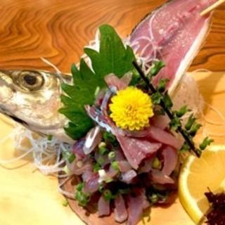 活きのいい食材を活かした絶品海鮮料理!