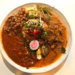アジアンキッチン オオツカレー - 2種あいがけカレー