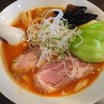 麺や 麗 - 旨辛みそ(900円)