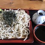 ゆばた そば専門店 - 料理写真: