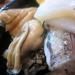 10897279 - 海鮮丼アップ(その2)