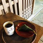 Fuuka - ひんやりと冷えた土間が涼しげ。日本家屋って本当に日本の四季に添って、よく出来ていますね(о´∀`о)