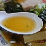 たわらや - スープ