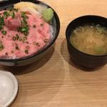 板前寿司 江戸 - ネギトロ丼