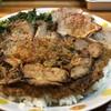 火星カレー - 料理写真:豚カレー、トッピング鴨、草