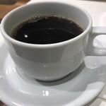 108977158 - カフェインレスコーヒー。
