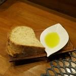 CULACCINO - 自家製パン