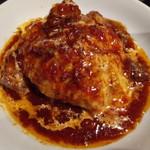 ベビーフェイスプラネッツ - 牛肉の煮込みオムライス
