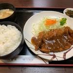 大富士 - とんかつ定食