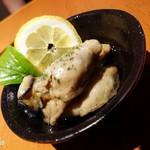 Melldies 手稲バル - 広島産牡蠣オイル漬け