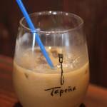 石窯リストランテ 結 - アイスコーヒー