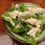 108985591 - 鶏のサラダ