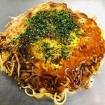 いっちゃん - 料理写真:そばイカ肉玉