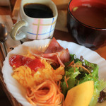 ZUOU - 料理写真:Bモーニング