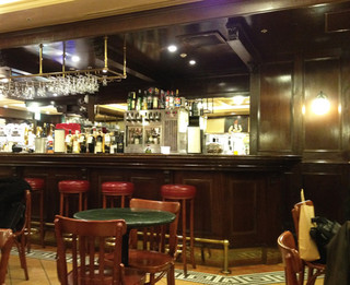 アンティコカフェ アルアビス ハービスプラザエント店 - 大人な雰囲気、好きです!