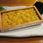 魚虎 - 板ウニ 2900円