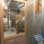 魚虎 - 入口