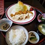 108993494 - 本日のお魚定食780円