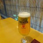 創作和料理近藤 - 生ビール