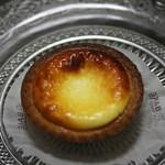ベイク チーズ タルト - プレーン
