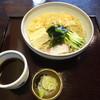 鴨立庵 - 料理写真:冷やしたぬき
