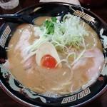 108997101 - 魚豚骨ラーメン850円