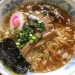 萬福 - 料理写真:ラーメン¥480