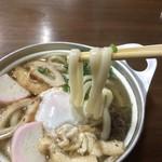 鍋焼うどん アサヒ -