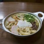 鍋焼うどん アサヒ - 料理写真: