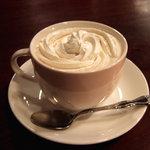 ラドリオ - ウィンナーコーヒー(480円)