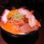 海鮮丼専門店 若狭家 - オールスター丼