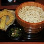 香の川製麺 - 釜揚げうどん(大)