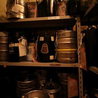 国産生ビール20種類!
