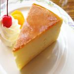 チーズケーキ・ドリンクセット